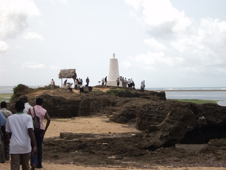 Malindi Marine Park and Gedi Ruins Tour