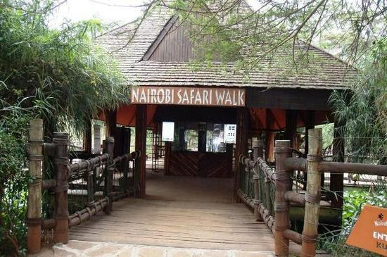 Nairobi Safari Walk Tour
