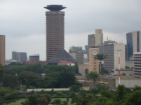 Nairobi Driving or Walking Tour